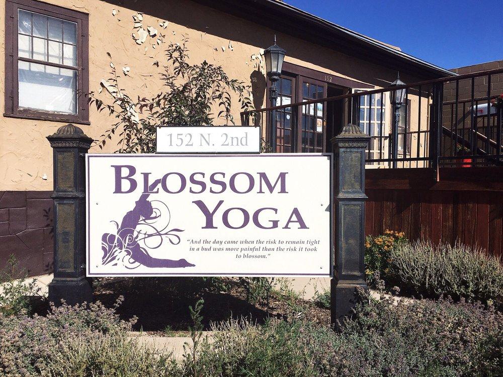 Blossom Yoga Studio