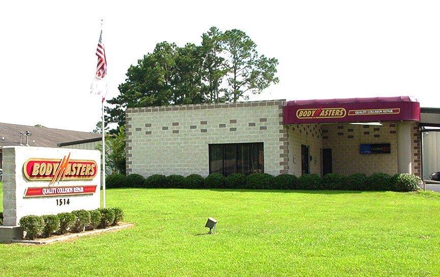 Bodymasters Quality Collision Repair: 1514 E Denman Ave, Lufkin, TX