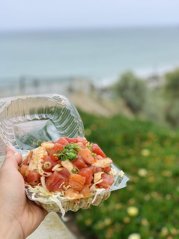 Kawamata Seafood: 26881 Camino De Estrella, Dana Point, CA