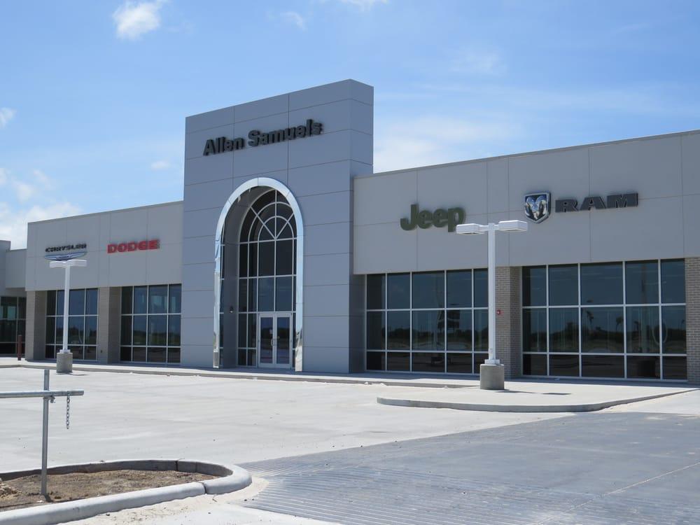 Allen Samuels Chrysler Dodge Jeep RAM of Aransas Pass: 877 Hwy 35 Byp, Aransas Pass, TX
