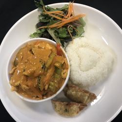 Photo Of Pop Thai Restaurant Orlando Fl United States Our Lunch Special
