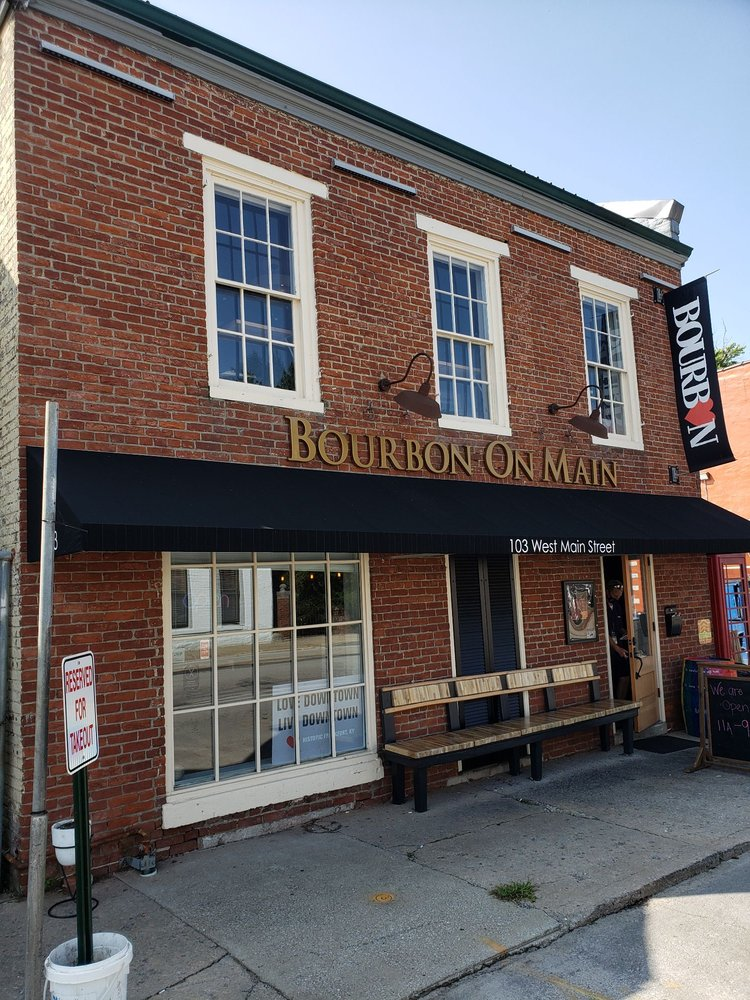 Bourbon On Main: 103 W Main St, Frankfort, KY