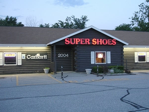 Super Shoes: 2004 S Willow St, Manchester, NH