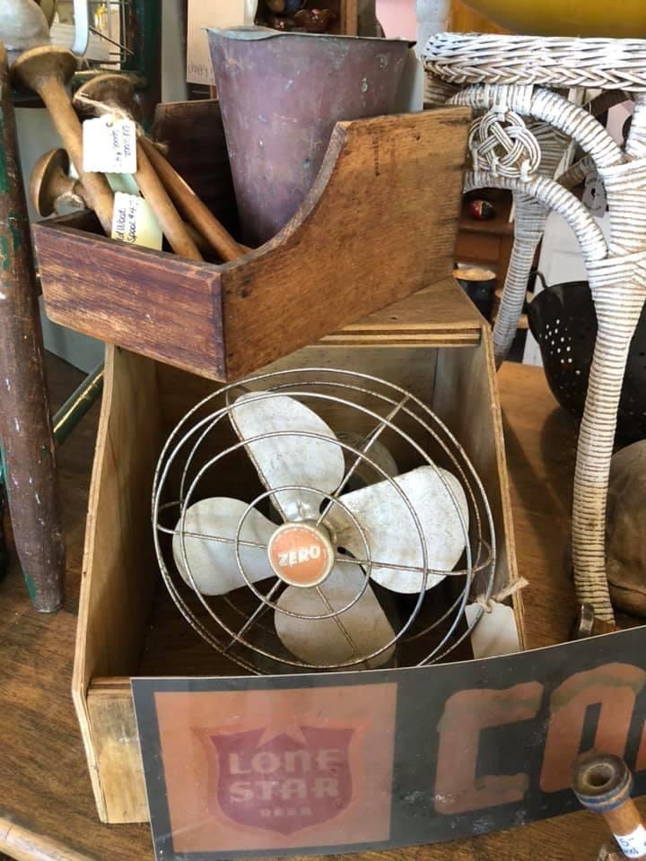 The Vintage Market - Hallettsville: 1600 N Texana St, Hallettsville, TX