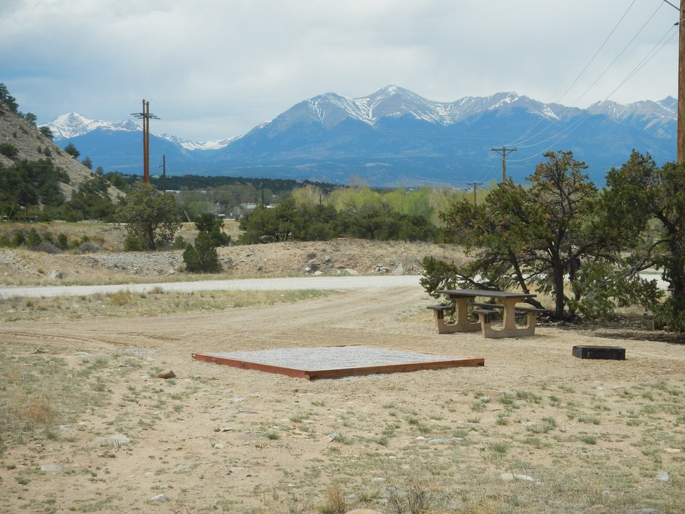 Salida East Campground: 4092 US-50, Salida, CO