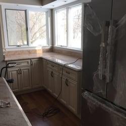Photo Of Guillen Home Improvement Bridgeport Ct United States Kitchen