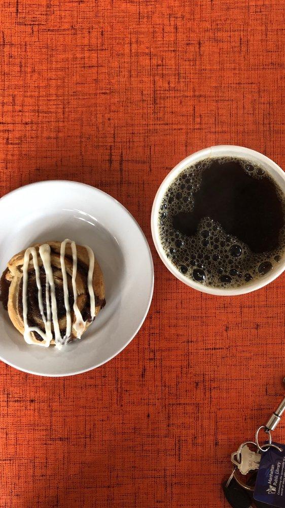 Food from Arrow Coffee Company