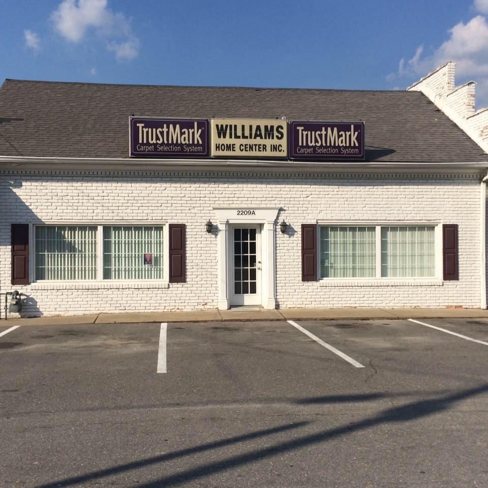 Williams Home Center: 2209 E Ash St, Goldsboro, NC