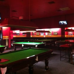 Pot Black Family Pool And Snooker Centres Bars James St - Western pool table