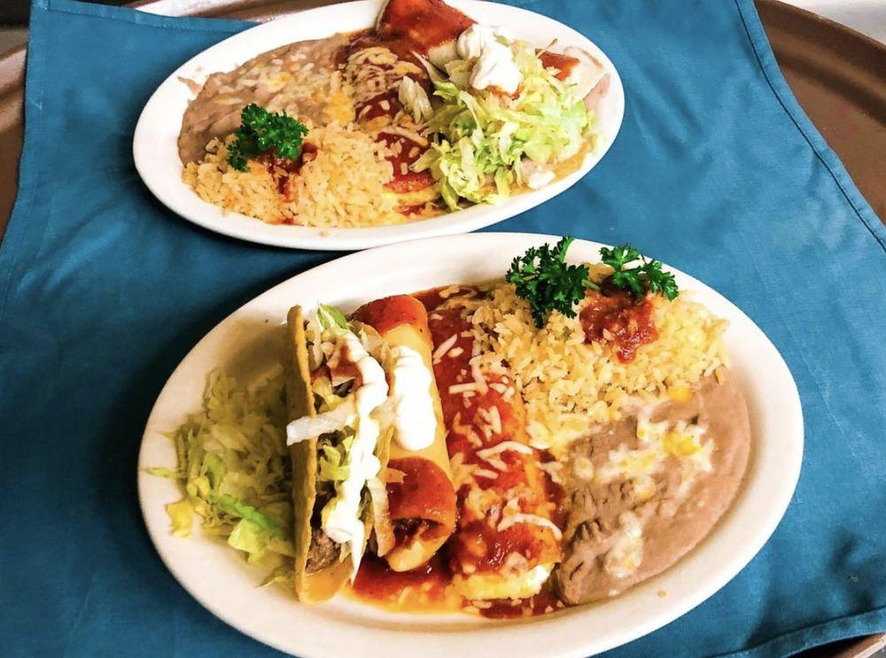 Rancho Alegre Mexican Restaurant: 6 Main St, Georgetown, CT