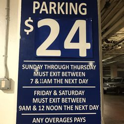 abm parking at spreckels theater parking 121 broadway cir