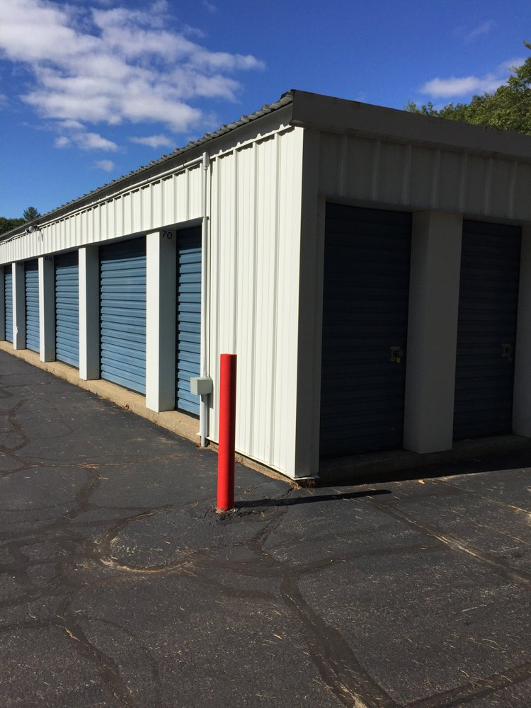 Mountain Valley Self Storage: 403 Rte 16 And 302, Intervale, NH