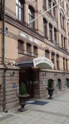 hotell continental halmstad