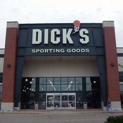 dicks sporting goods holland mi the side