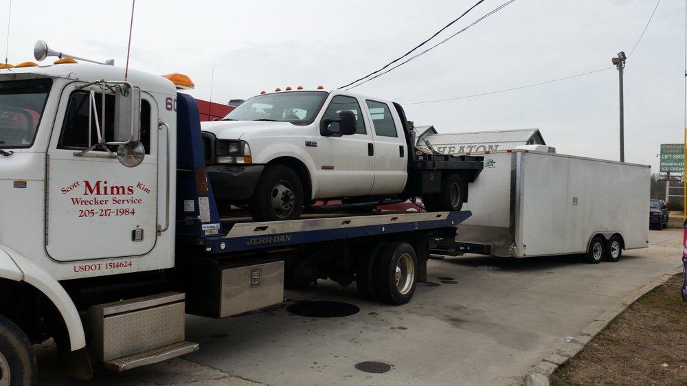 Towing business in Clanton, AL