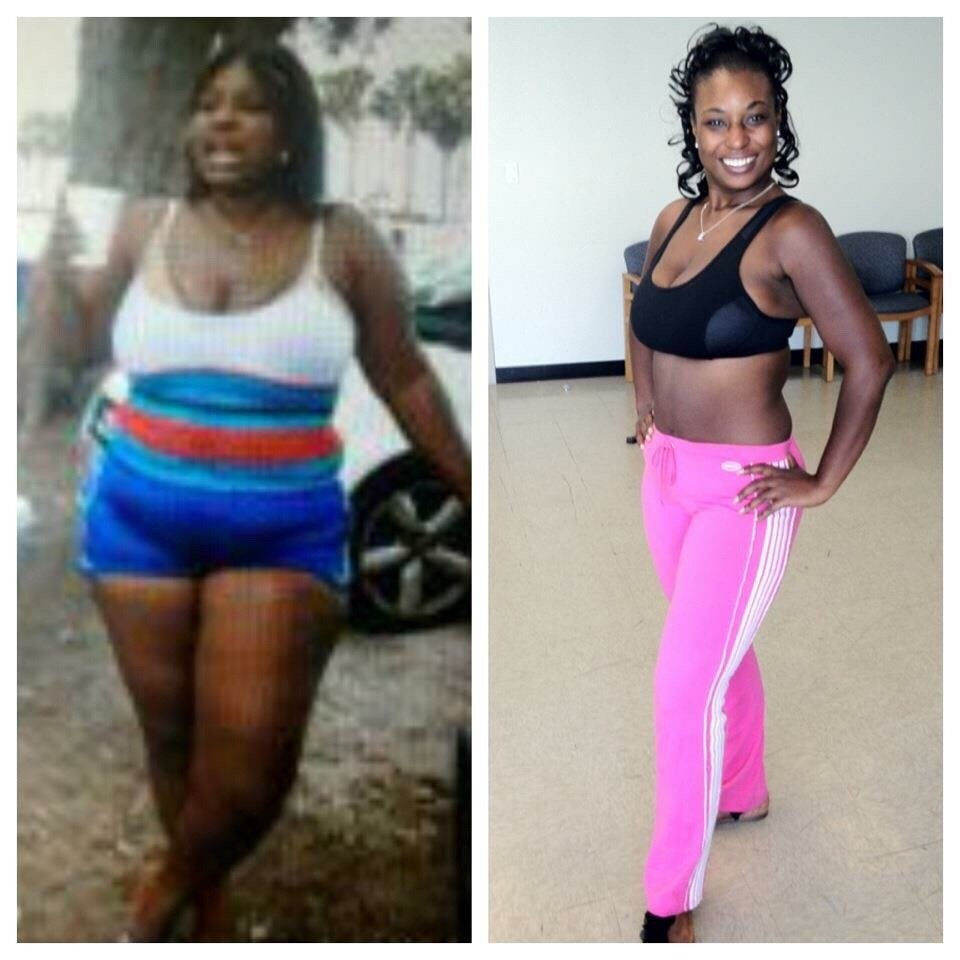 how to lose 80 pounds in a year