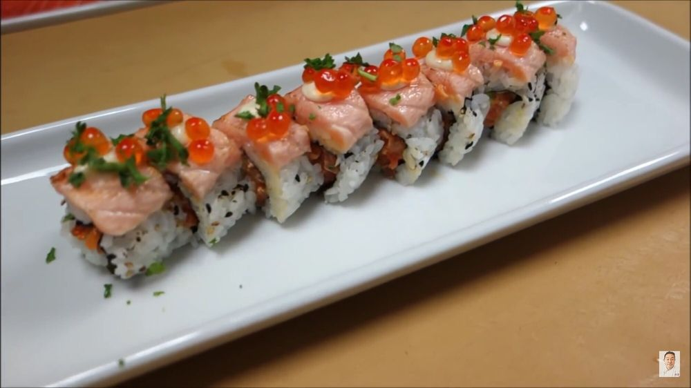 Hoba Sushi & Hibachi: 3706 Elmsley Ct, Greensboro, NC