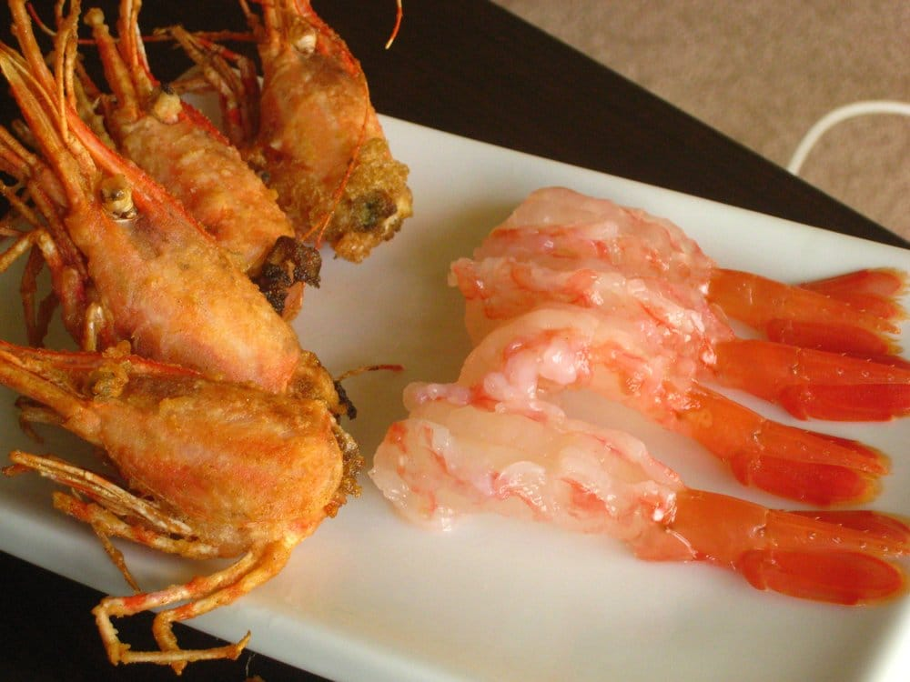 The Same Sweet Shrimp That You Can Get At Sushi