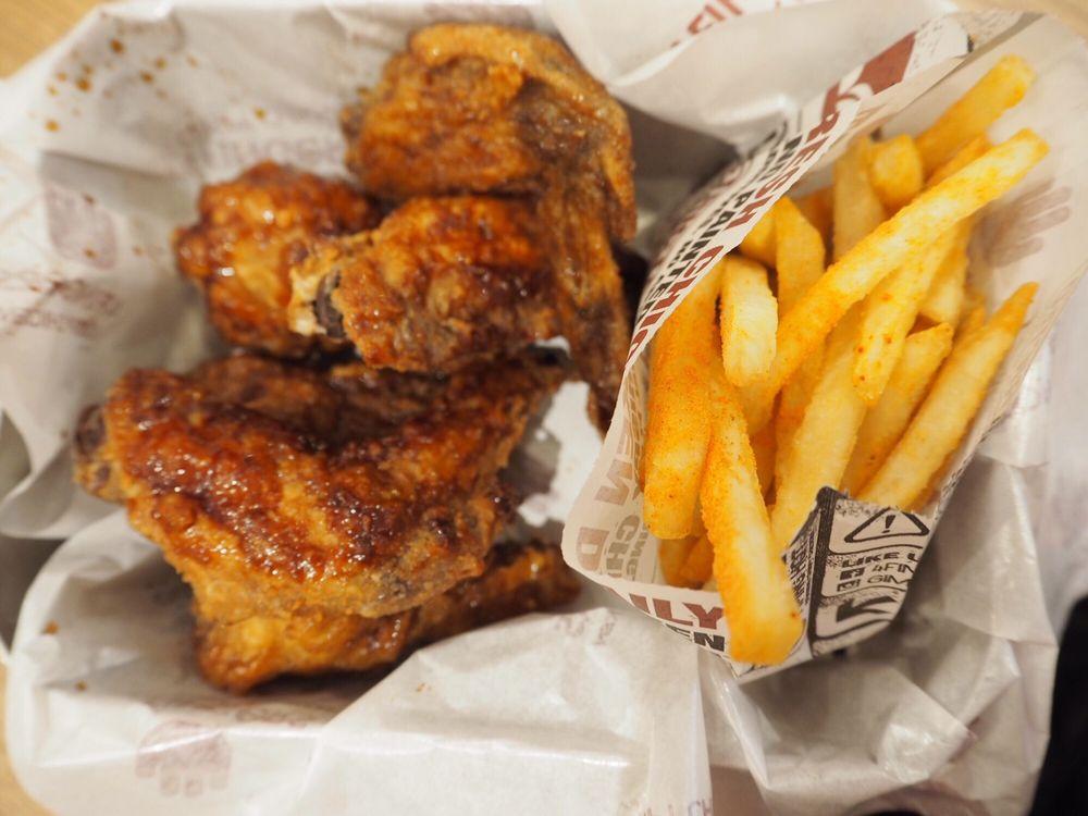 4 Fingers Crispy Chicken Singapore