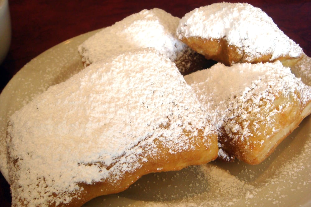 Lucile's Creole Cafe - Littleton, CO, United States. Beignets