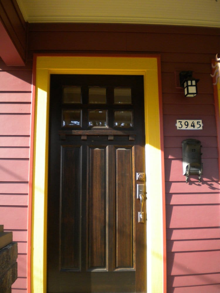 1920 S Bungalow With New Entry Door Yelp