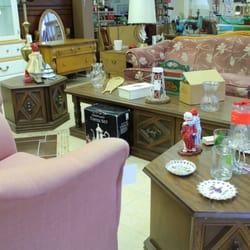 Photo Of Always Something Thrift Store   Everett, WA, United States.  Furniture Pictured