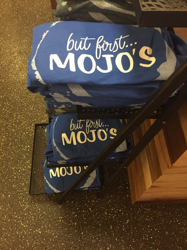 Mojos Coffee Bar: 300 E 27th St, North Newton, KS