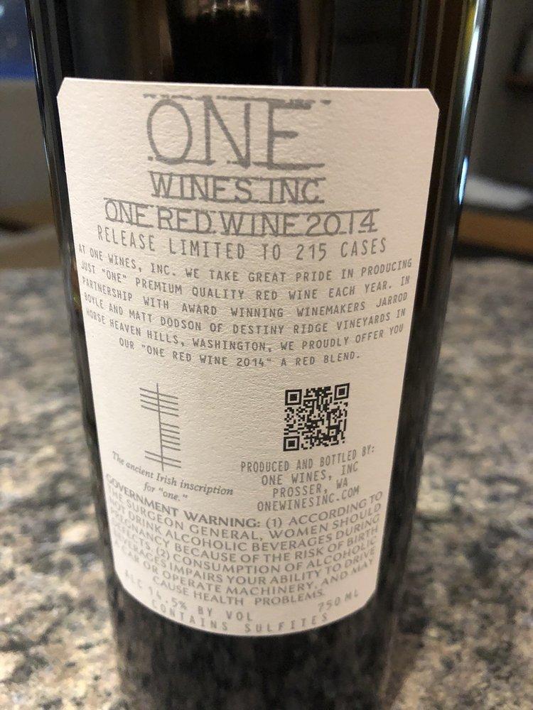 One Wines: 526 E Woodin Ave, Chelan, WA