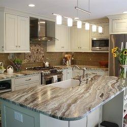 Photo Of Universal Countertop   Westborough, MA, United States. Brown  Fantasy Granite Top ...
