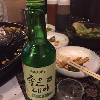 Photo Of Shilla Restaurant   Gardena, CA, United States. I Tried Soju!