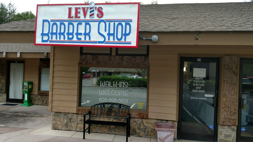 Levi's Barber Shop: 44 High Country Sq, Banner Elk, NC