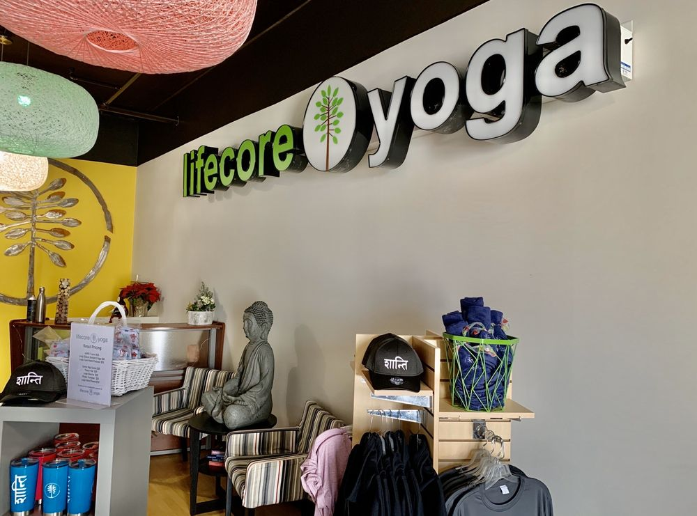 LifeCore Yoga: 1011 Meadowlands Dr, White Bear Lake, MN