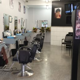 Master john unisex salon hair salons 462 hazeldean - John masters salon ...