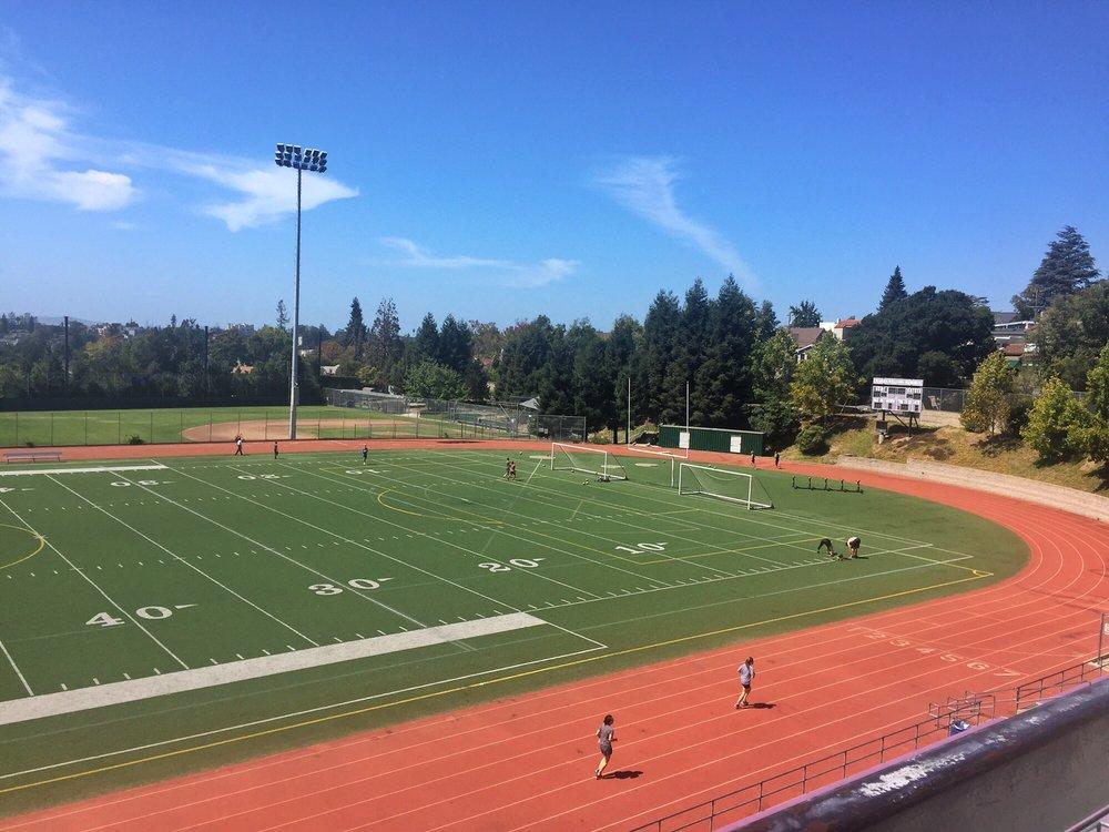 Piedmont High School: 800 Magnolia Ave, Piedmont, CA
