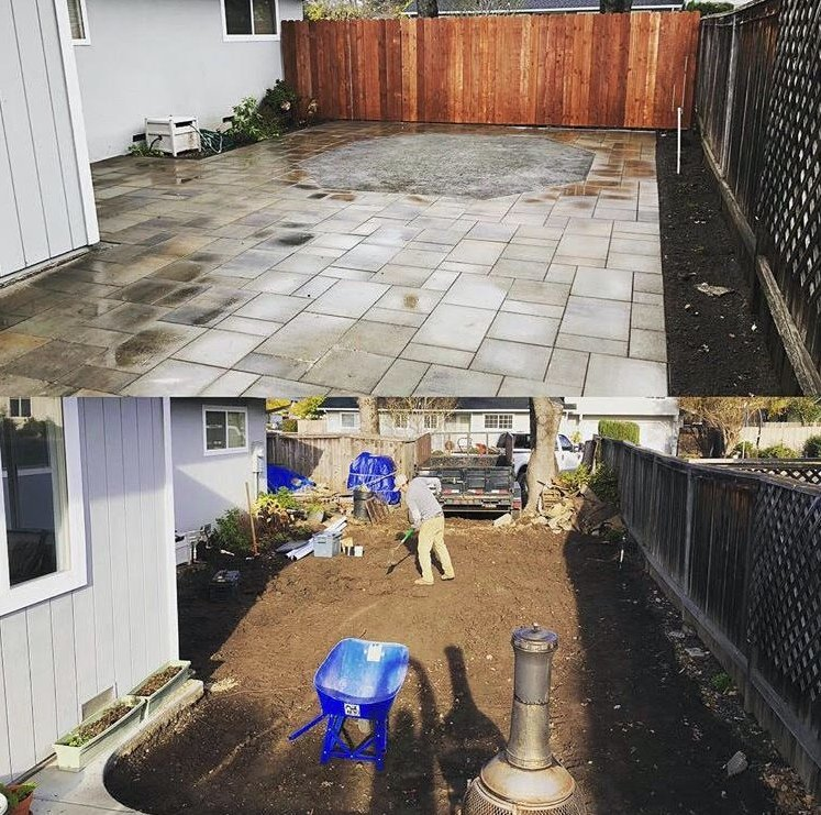 Nicklaus Landscaping: Willits, CA