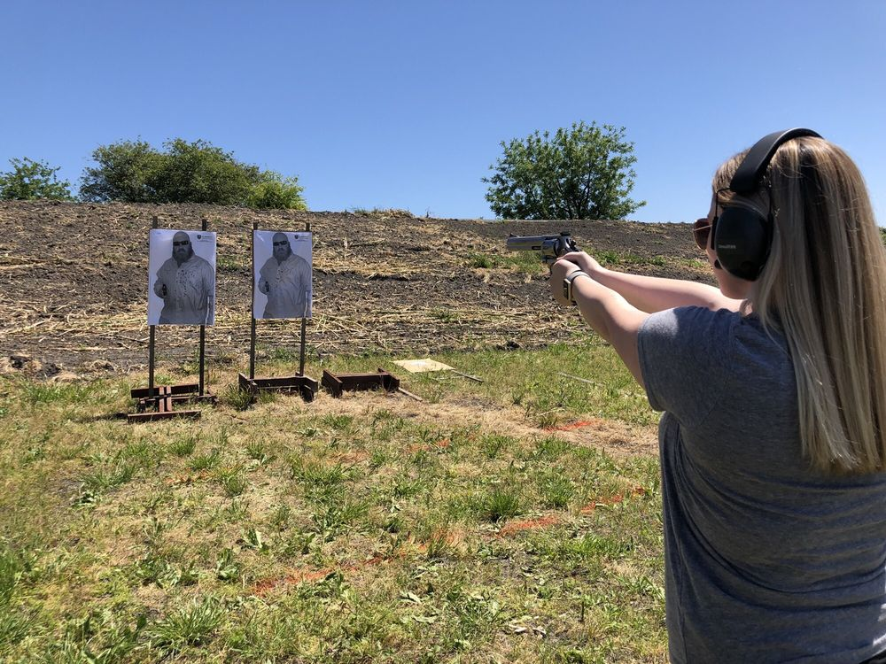 Liberty Firearms Training: Sacramento, CA