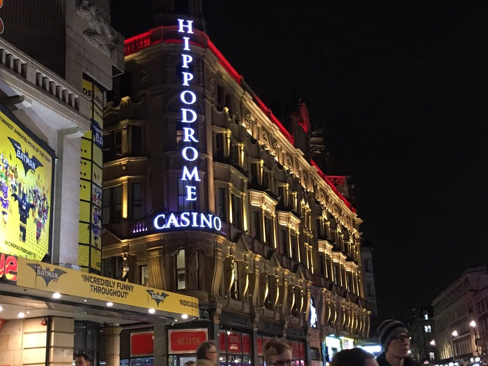 Hippodrome casino careers