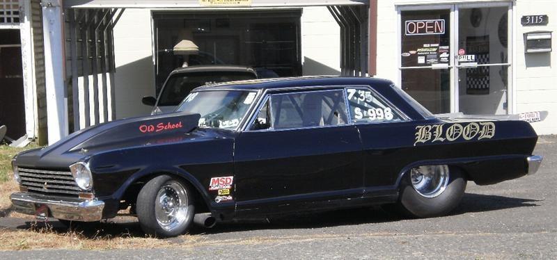 Blood's Old School Autoworks: 3115 Simpson Ave, Hoquiam, WA