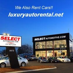 Select Luxury Auto Rental - Car Rental - 3783 Bonney Rd