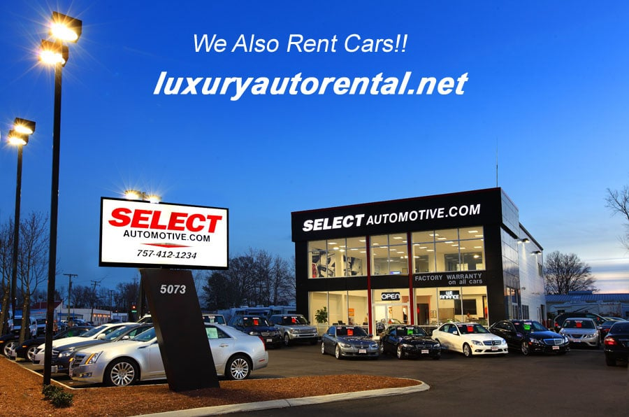 Car Rental Virginia Beach