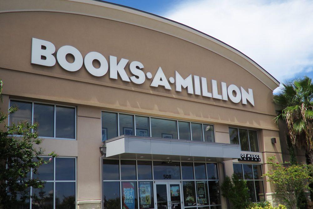 Books A Million Yelp