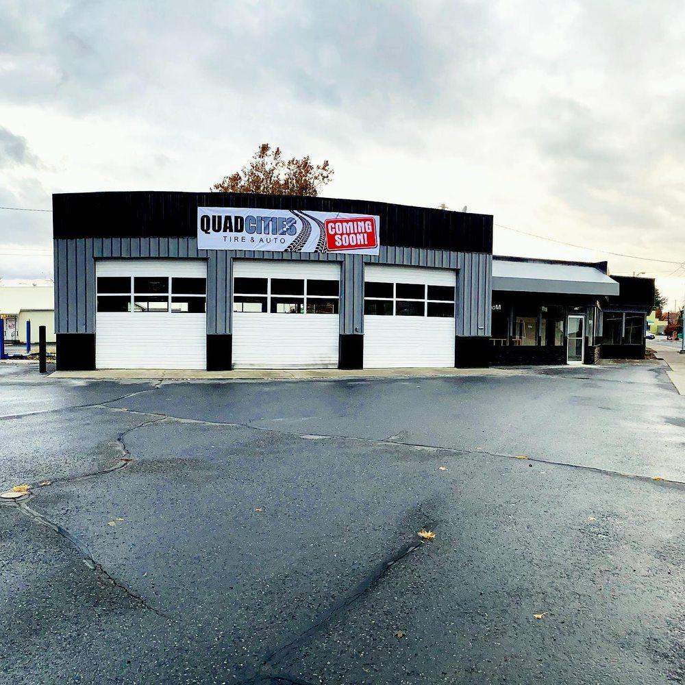 QuadCities Tire & Auto: 519 Diagonal St, Clarkston, WA