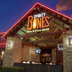 Smokey Bones has a section of their website just for current menu specials. They also have a rewards program called the Bones Club. Members receive a free offer for joining, and continue to receive coupons and promotions via email%(70).