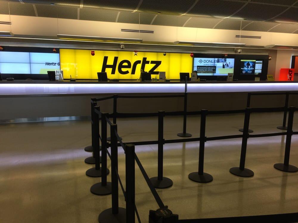 Hertz Car Rental San Jose Airport Phone Number
