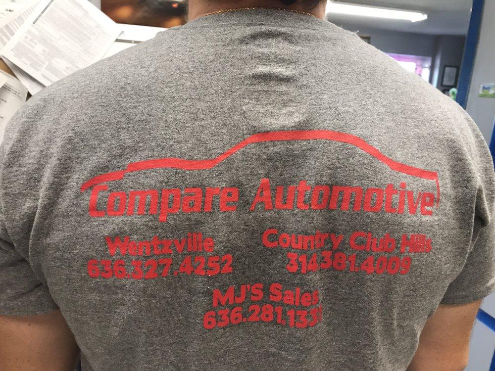 Compare Automotive: 7448 W Florissant Ave, Saint Louis, MO