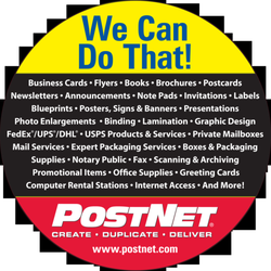 Postnet 13 reviews shipping centers 2770 arapahoe rd photo of postnet lafayette co united states from business cards to banners colourmoves Choice Image