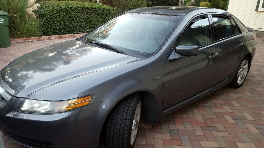 Acura TL Original Owner New Yokohama Tires Speed Rare - Tires acura tl