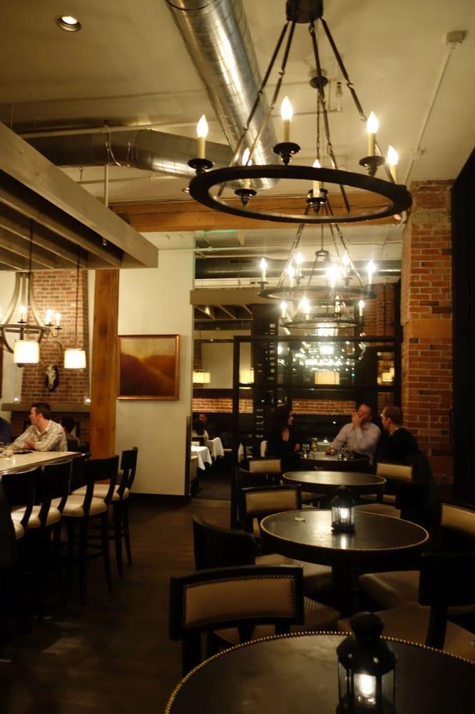 Colt And Gray Restaurant Week Menu