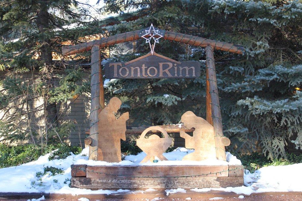 Tonto Rim Christian Camp: 353 N Baptist Camp Rd, Payson, AZ