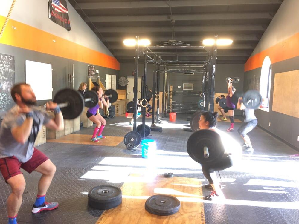 Crossfit Gyms Near Myrtle Beach